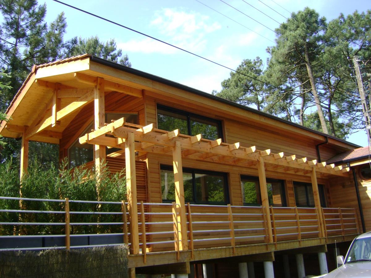 Constructeur Maison Bois Cap Ferret u2013 Maison Moderne # Cap Constructeur Bois