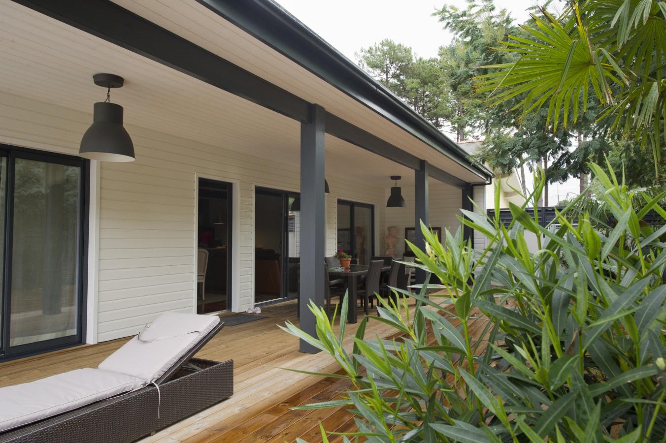 Maison Ossature Bois Bordeaux constructeur maison bois - ossature bois - vivabois - gironde